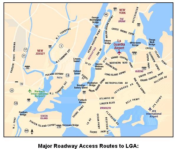 Laguardia Airport Map Topoveralls Laguardia Airport Photos